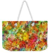 A Trick Of The Light Weekender Tote Bag