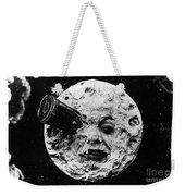 A Trip To The Moon, 1902  Weekender Tote Bag