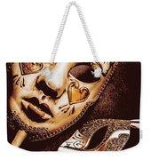 A Venetian Affair Weekender Tote Bag