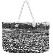 A Very Large Event Weekender Tote Bag