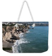 A View From A Balcony Weekender Tote Bag