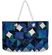 A Winter Snowscape Weekender Tote Bag