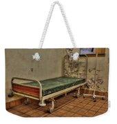 Abandoned Hospital Bed Weekender Tote Bag