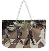 Abby Road Weekender Tote Bag
