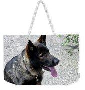 Absolute Loyalty Weekender Tote Bag