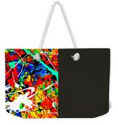 abstract composition K12 Weekender Tote Bag