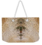 Abstract Faces 2 Weekender Tote Bag