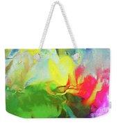 Abstract In Full Bloom Weekender Tote Bag