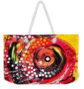 Abstract Lion Fish Weekender Tote Bag