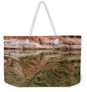 Abstract Reflections On Lake Powell Weekender Tote Bag