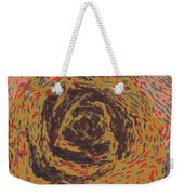 Abstract Rose 745 Weekender Tote Bag