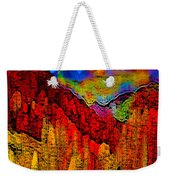 Abstract Scenic 3 Weekender Tote Bag