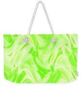Abstract Waves Painting 0010076 Weekender Tote Bag