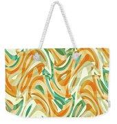 Abstract Waves Painting 0010105 Weekender Tote Bag