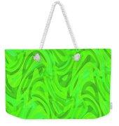 Abstract Waves Painting 0010106 Weekender Tote Bag