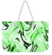 Abstract Waves Painting 0010108 Weekender Tote Bag