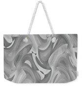 Abstract Waves Painting 0010119 Weekender Tote Bag