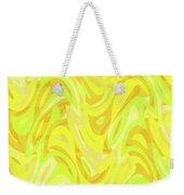 Abstract Waves Painting 0010121 Weekender Tote Bag