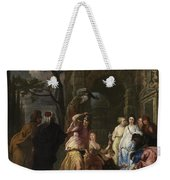 Achilles And The Daughters Of Archimedes  Weekender Tote Bag
