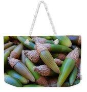 Acorn Harvest Weekender Tote Bag