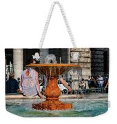 Acqua For Marcus Weekender Tote Bag