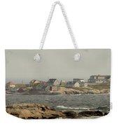 Across The Bay Weekender Tote Bag