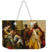 Adoration Of The Magi 1624 Weekender Tote Bag