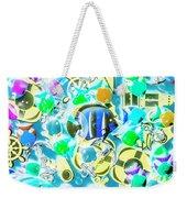 Adventures On Icon Reef Weekender Tote Bag