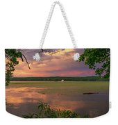 After A June Thunderstorm II Weekender Tote Bag