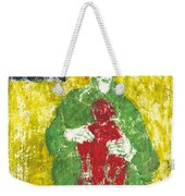 After Billy Childish Painting Otd 23 Weekender Tote Bag
