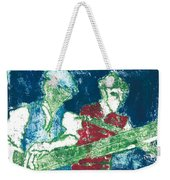 After Billy Childish Painting Otd 33 Weekender Tote Bag