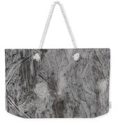 After Billy Childish Pencil Drawing 3 Weekender Tote Bag