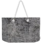 After Billy Childish Pencil Drawing 5 Weekender Tote Bag