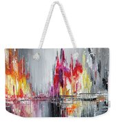 After Rain Weekender Tote Bag