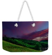 After The Storm Afterglow Weekender Tote Bag