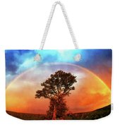 After The Storm, California Foothills                        Weekender Tote Bag