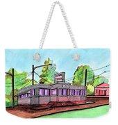 Agawam Diner Weekender Tote Bag