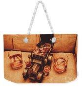 Aged Since 1918 Weekender Tote Bag