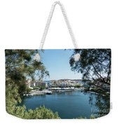Agios Nikolaos Crete Weekender Tote Bag