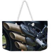 Agusta Racer Pipes Weekender Tote Bag