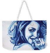 Ahna Weekender Tote Bag