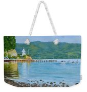 Akaroa Yacht Club Weekender Tote Bag