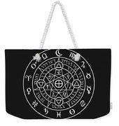 Alchemical Sigil Weekender Tote Bag