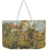 Alexander Fraser, The Younger, October's Workmanship To Rival May Weekender Tote Bag