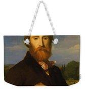 Alfred Bruyas Weekender Tote Bag