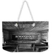 Alice Cooper Schools Out Weekender Tote Bag