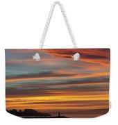 All Saints Day Sunrise Weekender Tote Bag