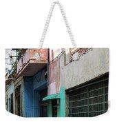 Alley In Cuba Weekender Tote Bag