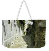 alley in Hammamet, Tunisia Weekender Tote Bag