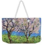 Almonds In Full Bloom Weekender Tote Bag